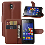 Litchi Around Open Standoff Phone Holster Suitable for Lenovo A319(Assorted Color)