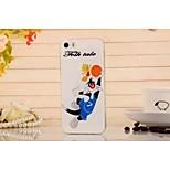 Malerei Grafik / spezielle Design tpu rückseitige Abdeckung für iphone 5/5 s