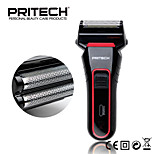 PRITECH Brand Rechargeable Shaver Shaving Machine For Man Face Care With Extra Blade