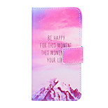Magic Spider®Happy Pattern PU Full Body Case Stand with Screen Protector for Sony E3