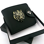 Final Fantasy  Symbol Flag  Leather Wallet Cosplay Accessory