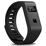 Lincass WBL06 Bluetooth 4.0 Wearable Smart Wristband Bracelet Sleep Tracker Pedometer Waterproof for Android/IOS