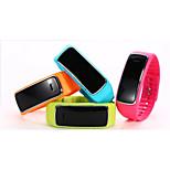 Para Vestir - para - Smartphone Pulsera inteligente - Bluetooth 4.0/WIFI - Control de Medios/Control de Mensajes -Seguimiento del