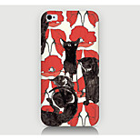 Animal Pattern Case Back Cover for Phone4/4S Case