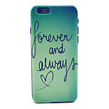 Always Love Pattern PC Hard Case for iPhone 6