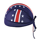 WEST BIKING® Fashion Unisex Outdoor Polyester Breathable Kerchief Star Pirate Kerchief UV Sunscreen Cycling Accessories