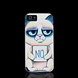 Katzemusterabdeckung für iphone 4 Fall / iphone 4s Fall