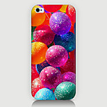 Multicolor Balloon Pattern Case Back Cover for Phone5/5S Case