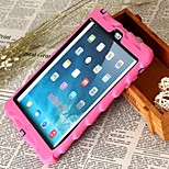 Tire Pattern Drop Resistance Dustproof Protective Case for Ipad Mini with Holder - Three Color Optional