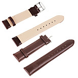Brand Genuine Cow Leather iwatch Strap Watch Band Adaptor For Apple Watch 38mm