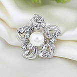 Wedding Décor Flower Brooch  Decoration