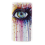 Eye Pattern TPU Material  Phone Case for LG G3