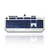 Ghost Ax Mechanical Feel USB Gaming Keyboard