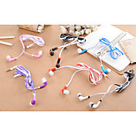 930 Classic 1.0 Headphone 3.5mm In Ear 100cm for iPhone/Samsung/Huawei/Millet/Red Rice/HTC (Assorted Color)