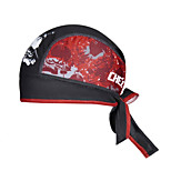 WEST BIKING® Unisex Outdoor Soft Kerchief Breathable Ghost Shade Pattern Polyester Pirate Kerchief Cycling Accessories