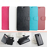 Flip Leather Magnetic Protective Case For Meizu Meiblue 5.0(Assorted Colors)