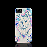 Fox Pattern Hard Cover for iPhone 5 Case for iPhone 5 S