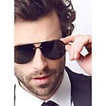 Men 's Polarized 100% UV400 Aviator Sunglasses