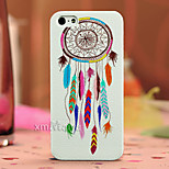 Colored Drawing Fashion Style Protection Shell for iPhone5/5s -Maiya-M11033