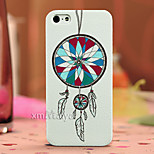 Colored Drawing Fashion Style Protection Shell for iPhone5/5s -Maiya-M11169