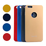 Kinston® Rainbow Brushed Aluminium Pattern Hard Case for iPhone 6 Plus (Assorted Colors)