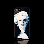 Marilyn Monroe patroon dekking voor iphone 4 / iphone 4 s case
