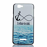 Sea Pattern PC Phone Case For Wiko RAINBOW