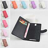 Protective PU Leather Magnetic Vertical Flip Case for Elephone P4000(Assorted Colors)