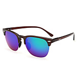 Fashion Men Browline Sunglasses