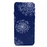Dandelion Pattern PC Material Phone Case for iPhone 6