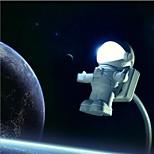New Arrvial USB Astronaut Light / Cute Astronaut PC Lamp LED Night Light Emergency Light
