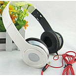 NEW Stereo Wired Headphone Headset Earphone Earpiece Adjustable Over-Ear For MP3/MP4 Noise Cancelling Headset