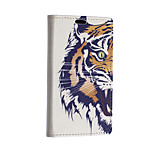 Tiger Pattern Full Body Case for Sony Xperia E4G(Assorted Colors)