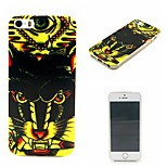 Animal  Pattern TPU Phone Case For iPhone 5/5S