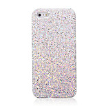 Silver Shinning Hard Case for iPhone 5S 5