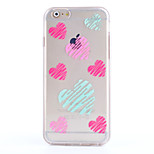Love Pattern Feel Comfortable TPU Material Phone Case for iPhone 6/6S