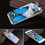 téléphonie mobile shell protection téléphone ensembles foriphone 6 4.7 shell forapple 6 cas suivants
