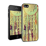 Colored Drawing Fashion Style Protection Shell for iPhone5/5s -Maiya-M11226