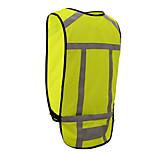 WEST BIKING® Unisex MTB Reflective Vest UV Sleeveless Jersey Shirt Breathable Cycling Safety Vest Outdoor Clothing