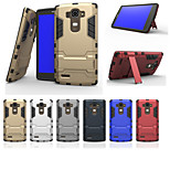 Multicolor PC And TPU Combo Bracket Phone Shell for LG G4 (Assorted Colors)