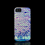 Bicycle Pattern Hard Cover for iPhone 5 Case for iPhone 5 S