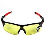 Unisex Outdoor Fashionable Explosion Proof PVC Goggles