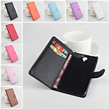 Protective PU Leather Magnetic Vertical Flip Case for Alcatel One Touch Idol 2 OT 6037Y(Assorted Colors)