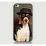 Cool Dog Pattern Case Back Cover for Phone4/4S Case