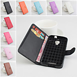 Protective PU Leather Magnetic Vertical Flip Case for Alcatel One Touch Fierce 7024(Assorted Colors)