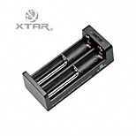 2015 Latest Authentic XTAR MC2 battery charger simple packed set the best safe intellignet charger
