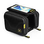 CoolChange® Bike Bag 1.5LLBike Frame Bag / Cell Phone Bag Wearable / Touch Screen Bicycle Bag 600D Polyester Cycle Bag Cycling/Bike