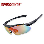 Outdoor sports glasses can be polarized with myopia glasses riding off