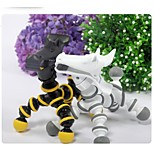 New 2015 Creative Cute New Zebra Kaka Pony Adjustable Holder Hands phone holder Bedside