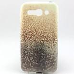 Sand Pattern TPU Material Soft Phone Case  for Alcatel C9